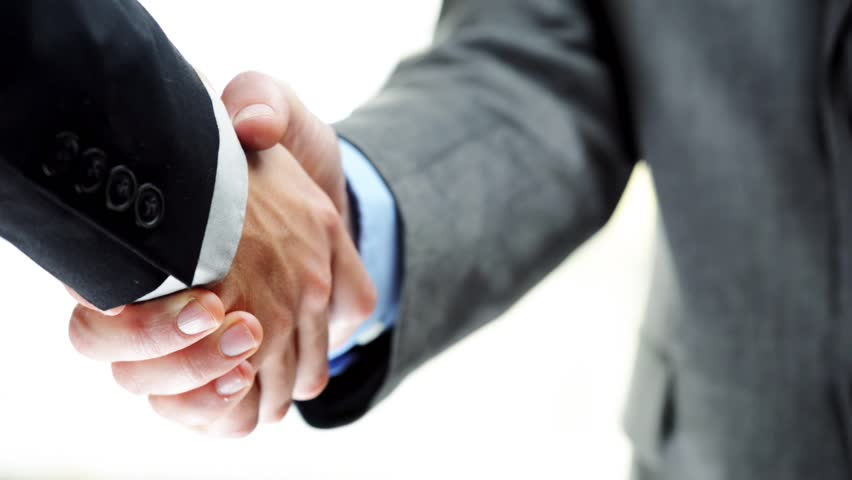 Shaking Hands Stock Footage Video | Shutterstock