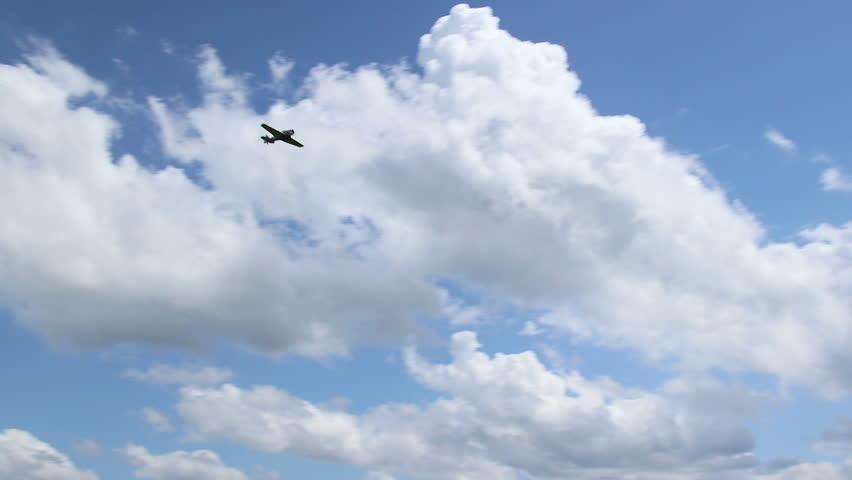 Header of warbird
