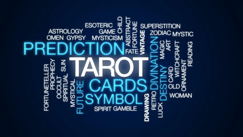 Header of tarot