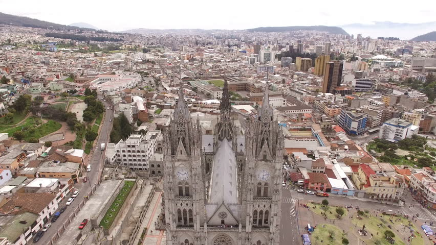 Overflight of Quito, Ecuador #29250145