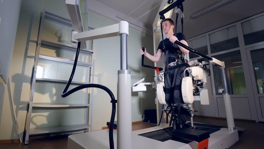 Virtual reality helps to train unhealthy muscles
