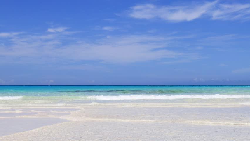 Beautiful beach in Okinawa?Japan