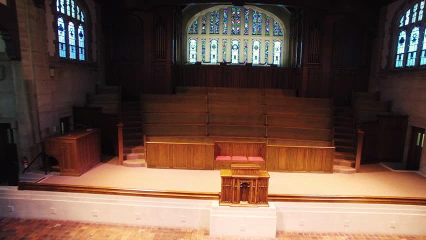 Header of Altar