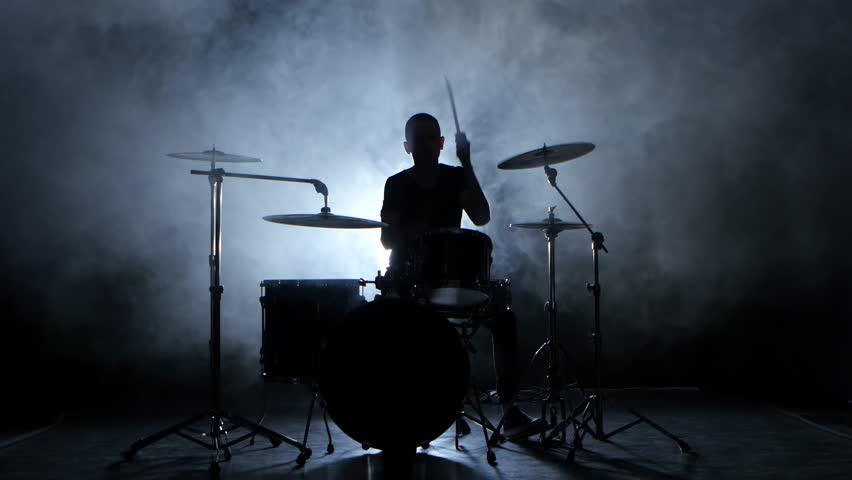 Energetic Music in the Performance Stock Footage Video (100% Royalty-free)  29490685   Shutterstock