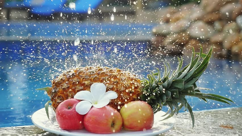 Image result for fruits in water hd