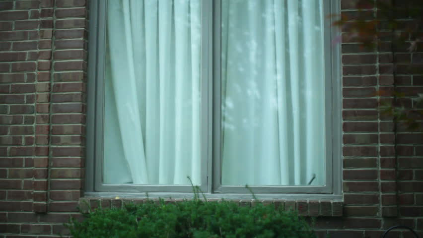 Nosy Neighbor Looking Through Window Stock Footage Video (100%  Royalty-free) 2971075 | Shutterstock