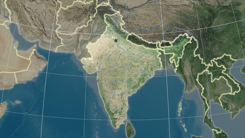 India map Footage #page 12   Stock Clips on brazil map, africa map, korea map, japan map, arabian sea map, karnataka map, sri lanka map, andhra pradesh map, time zone map, europe map, france map, canada map, california map, china map, indian subcontinent map, maharashtra map, russia map, texas map, australia map,