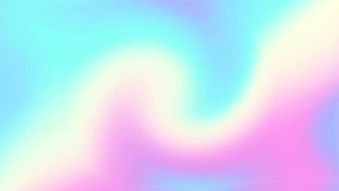 Holographic foil looped animation. Seamless background in light neon colors