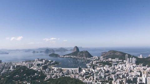 Rio de Janeiro's Timelapse