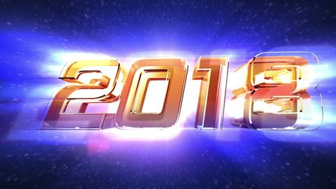 2018 New Year countdown animation. Best for New Year's Eve, friends party, and other event.