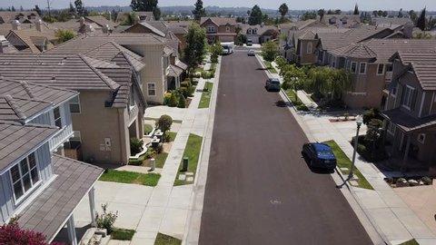Suburban track houses 06