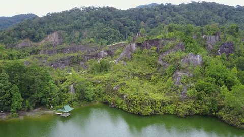 Ranong Canyon, Relax Place in Ranong Province, South of Thailand