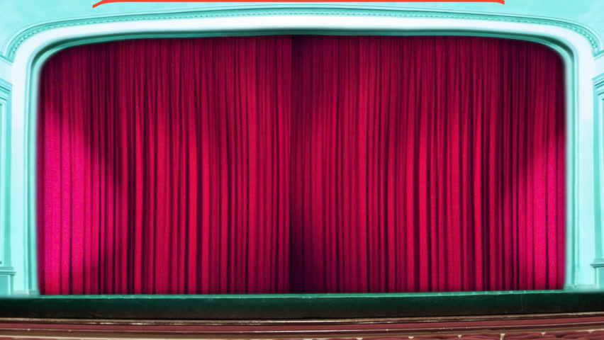 Theater Curtains With Alpha