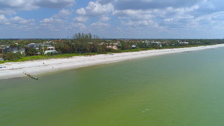 Luxury mansions Naples Beach FL | Shutterstock HD Video #30909835