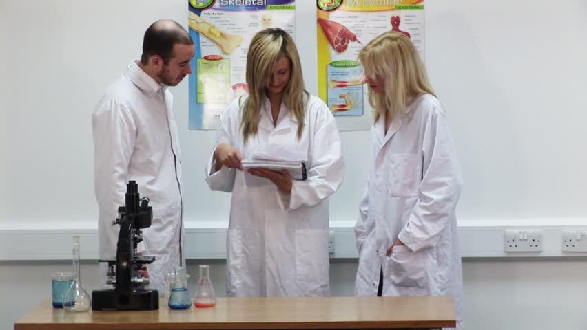 Team of Doctors   Shutterstock HD Video #309775