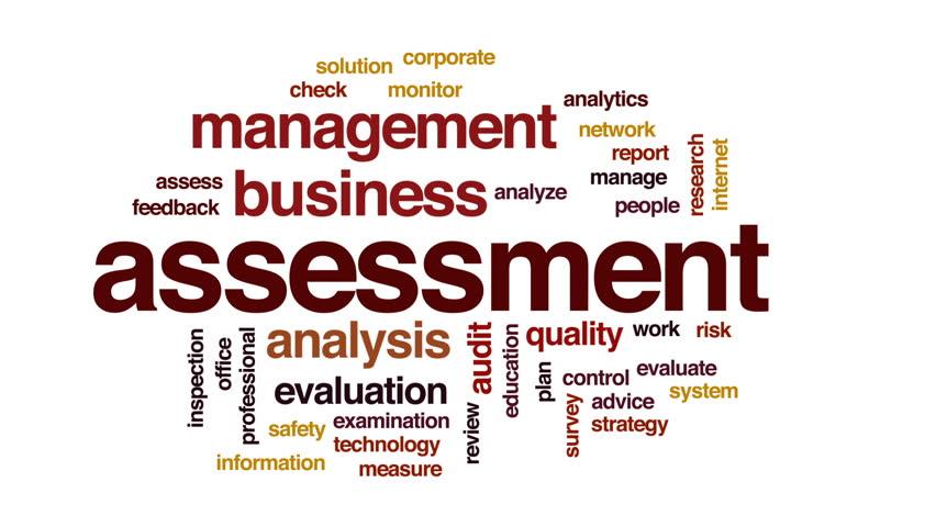 Header of assessment