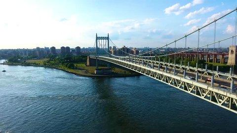 Robert F Kennedy Bridge 24 - Aerial