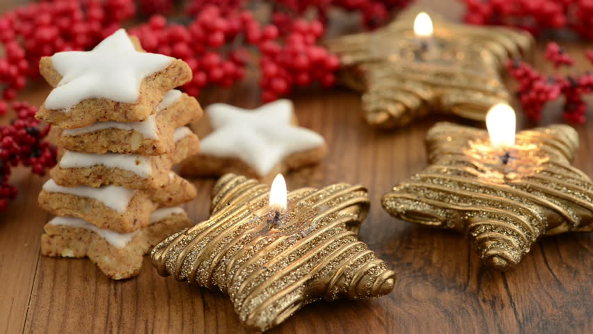 Christmas Sweets.Christmas Sweets Like Cinnamon Pastry Stock Footage Video 100 Royalty Free 3133735 Shutterstock