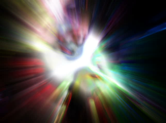NTSC - Motion 607: An explosion of light and color (Loop). | Shutterstock HD Video #3144415