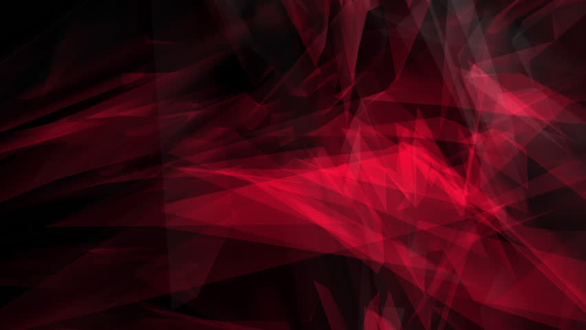 Abstract triangles dark motion background | Shutterstock HD Video #31468168