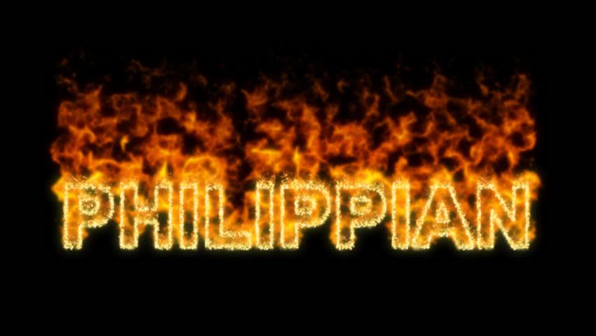 Header of Philippian