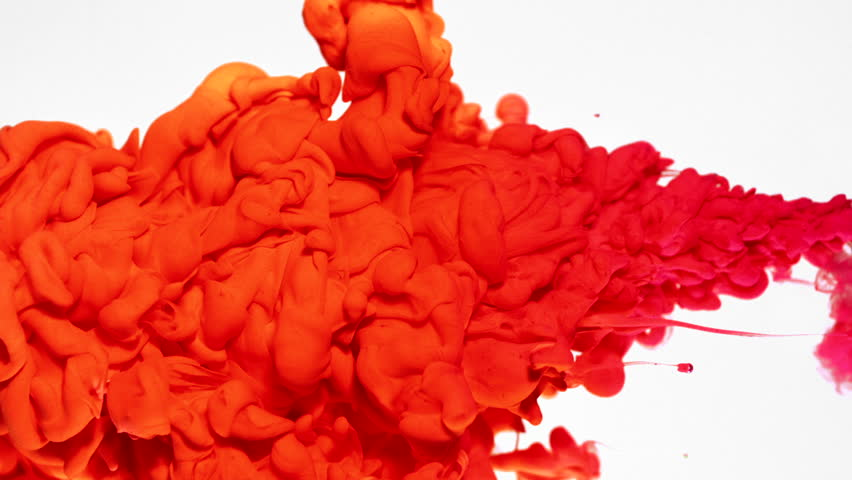 Red ink in water shooting with high speed camera, phantom flex. | Shutterstock HD Video #3166855
