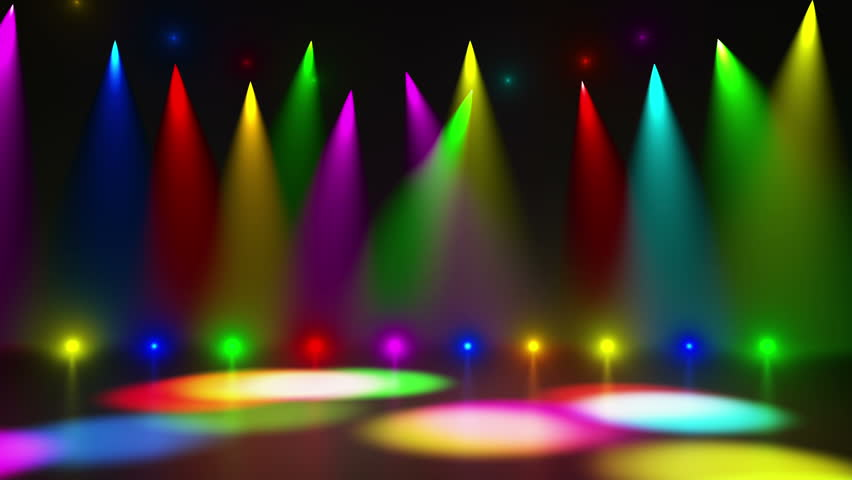 Disco Stage Dance Floor Colorful Stock Footage Video 100 Royalty Free 3193855 Shutterstock