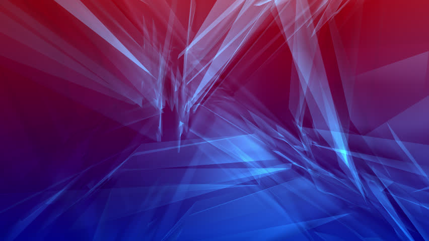 New technology abstraction, motion chaotic triangle polygons | Shutterstock HD Video #31989955