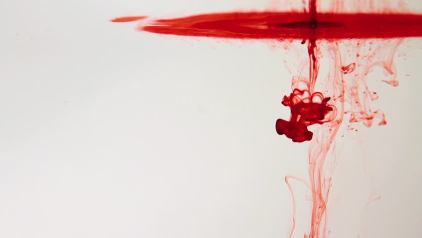 Image result for blood in water