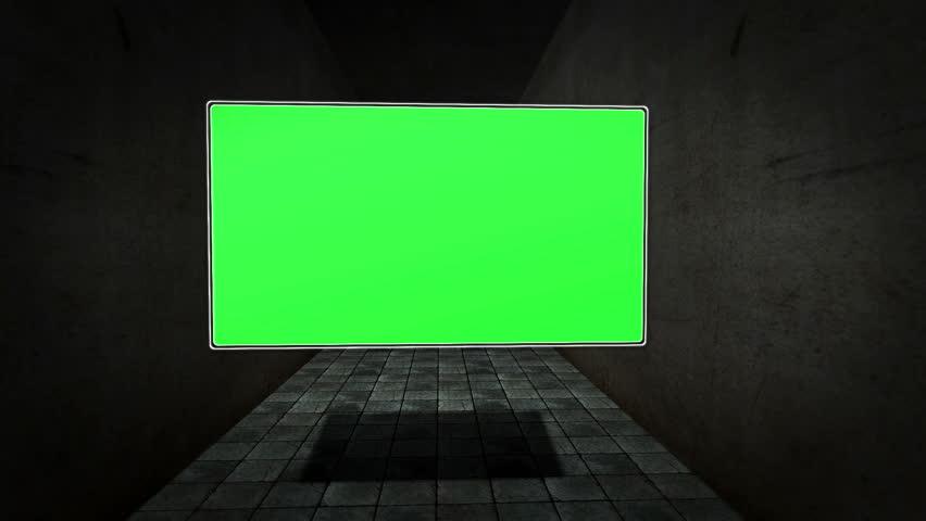 Dark Tunnel | Shutterstock HD Video #3223336