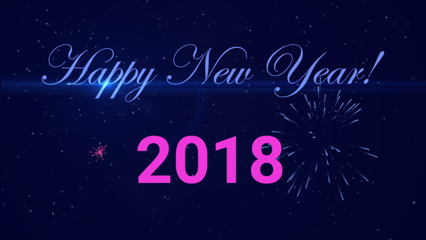happy new year 2018 with stock footage video 100 royalty free 32260735 shutterstock