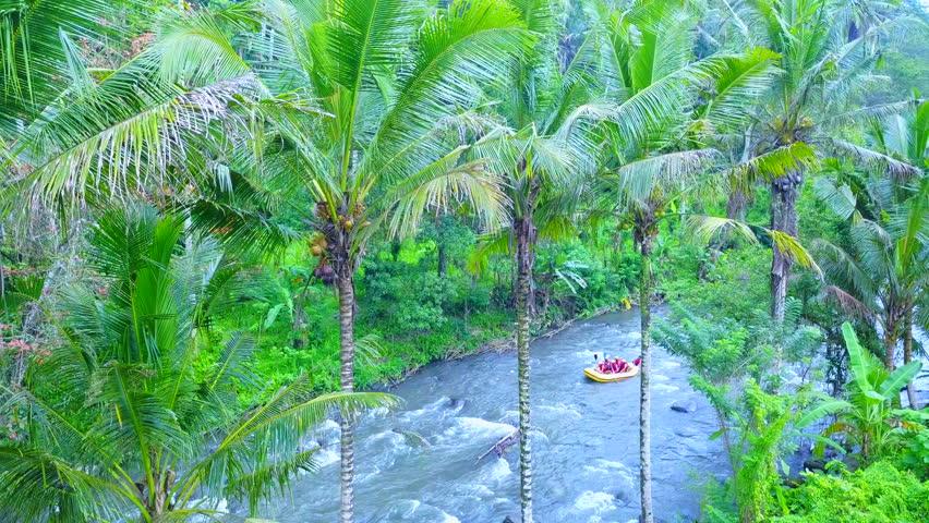 White Water Rafting In Bali