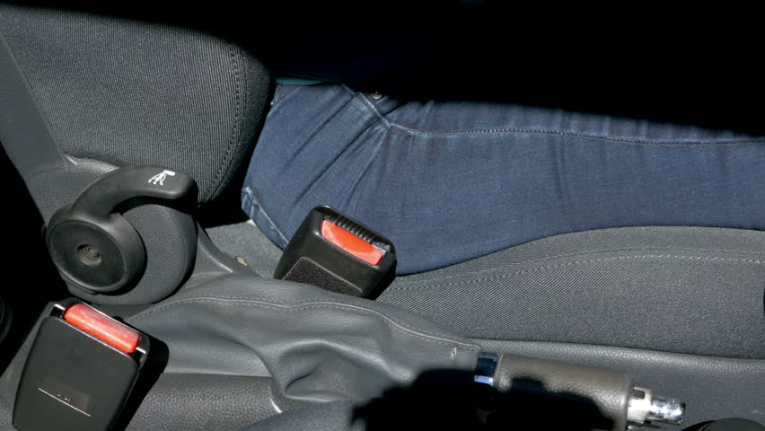 Header of seatbelt