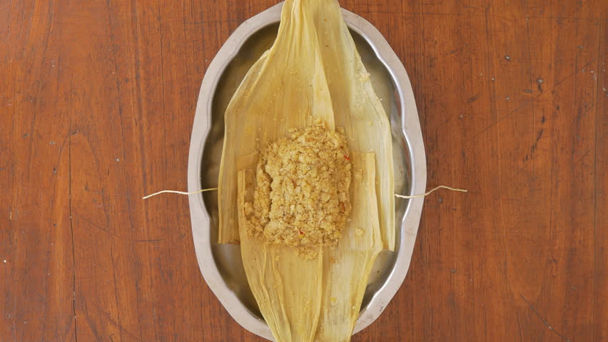 Header of tamale