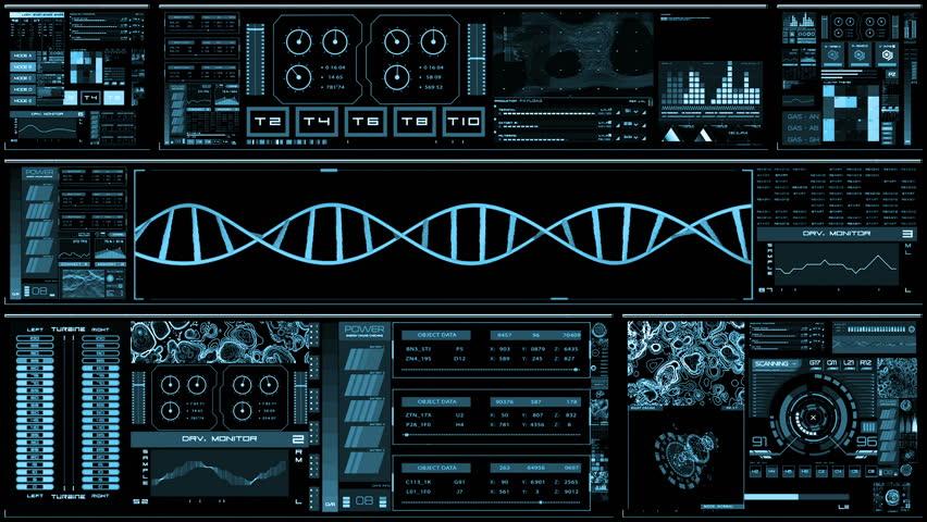 Futuristic Interface/Digital Screen/Ultra Detailed ...