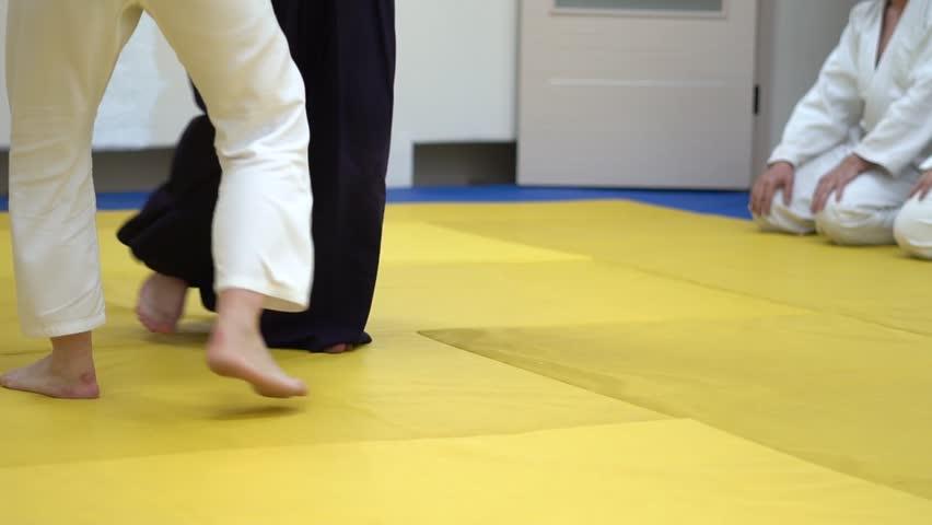 Header of aikido
