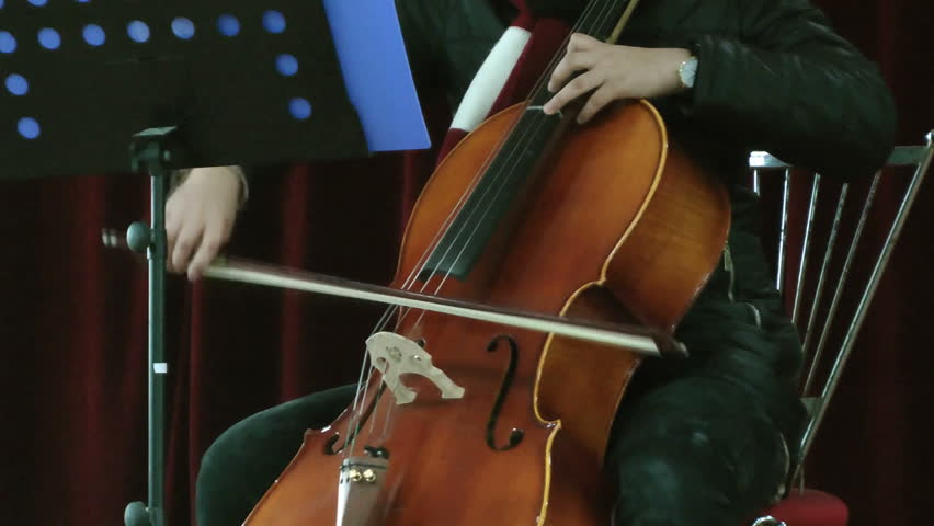 Cello Practice Stock Footage Video (100% Royalty-free) 3280466 |  Shutterstock