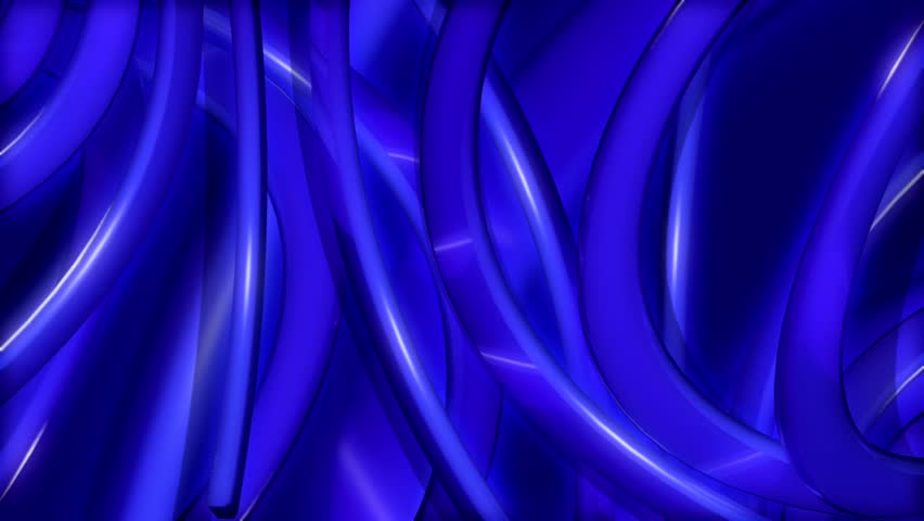 Floating blue abstract shapes | Shutterstock HD Video #32846005