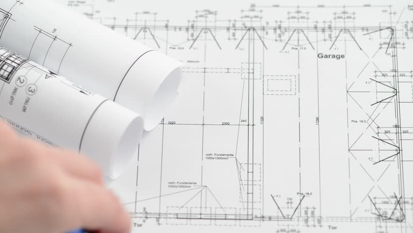 architectural engineering blueprints. Wonderful Architectural Architectural Drawing Stock Video Footage  4K And HD Clips   Shutterstock To Engineering Blueprints