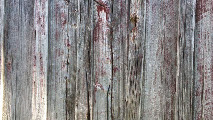 Real Old Wood Texture Vintage Background Stock Footage