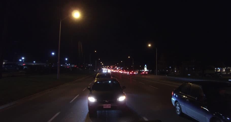 November  Car Accident Oregon City