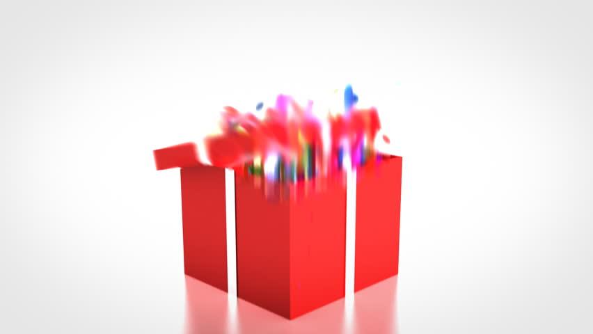 Surprise Present   Shutterstock HD Video #3377930