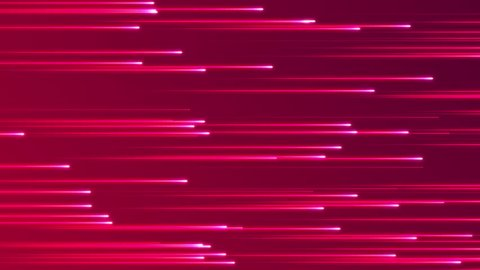 Abstract moving fast sparkle particles. Modern glamour neon loopable motion background for music , news, holiday broadcast.