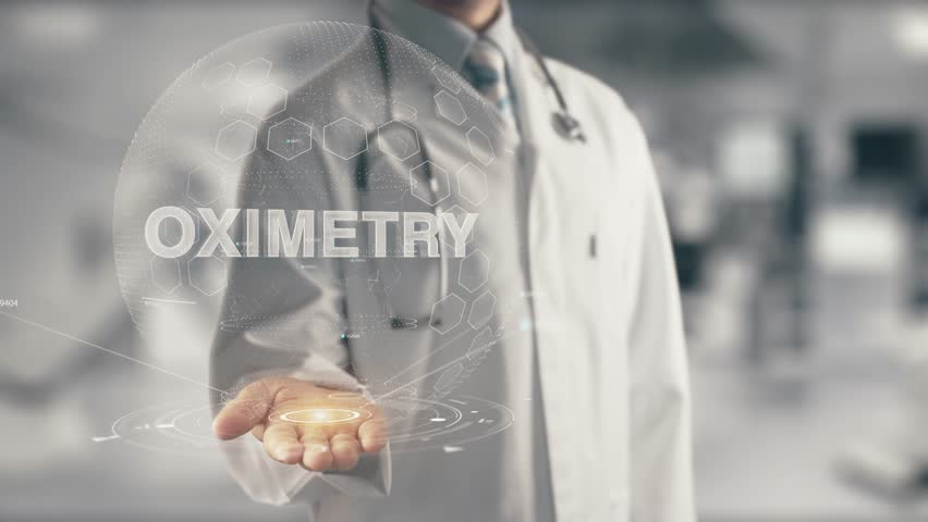 Header of oximetry