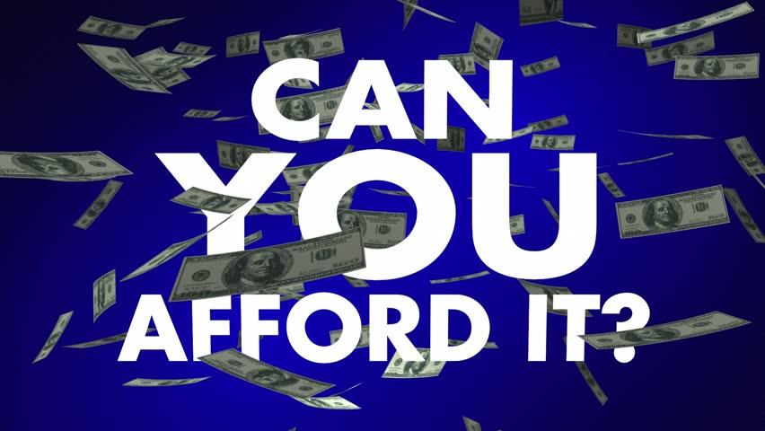 Header of afford