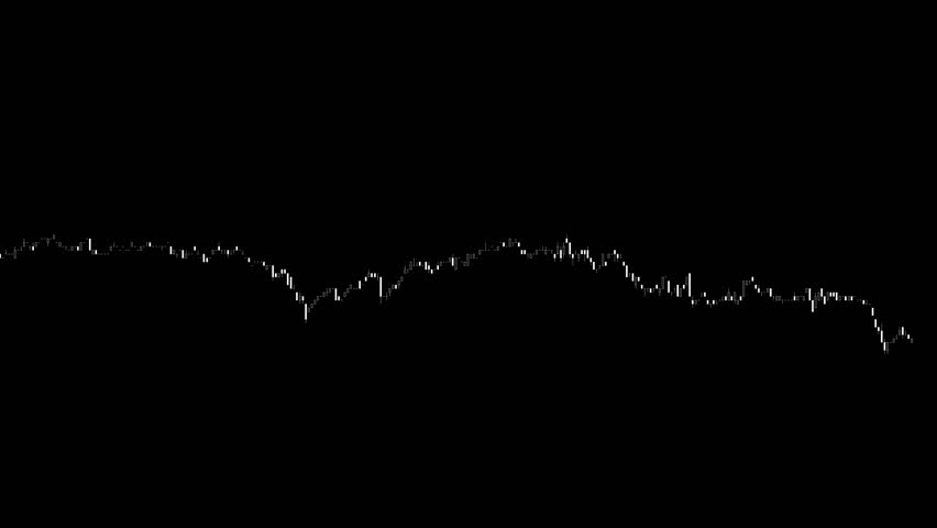 Timelapse stock market data on LED display concept.   Shutterstock HD Video #33920827