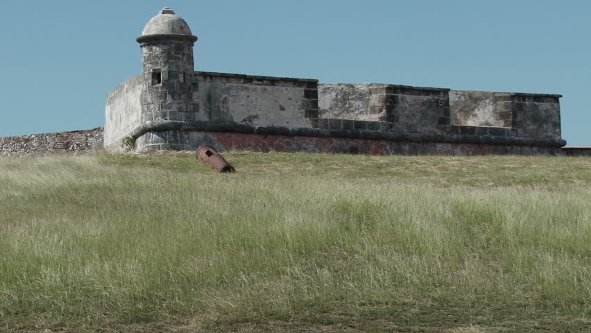 Castillo de San Pedro de la Roca in Santiago Cuba