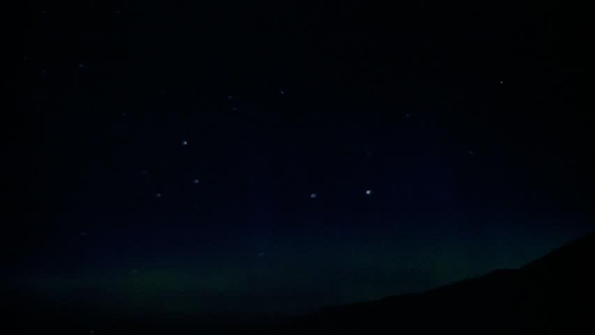 Timelapse of bright stars | Shutterstock HD Video #3463055
