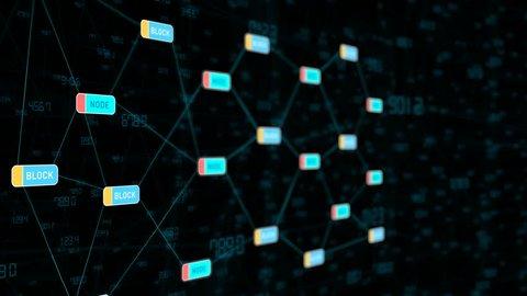 Blockchain Technology Data Transfer