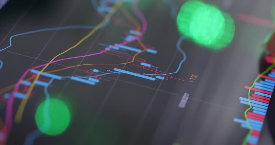 Stock market data on tablet computer | Shutterstock HD Video #34946533